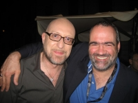 Mario Biondi and Jeff Cascaro
